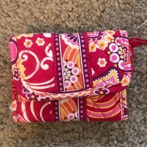 A bunch of different Vera Bradley items!